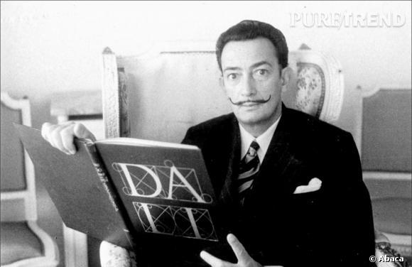 Salvador Dalí      Du 21 novembre 2012 au 25 mars 2013    Centre Pompidou
