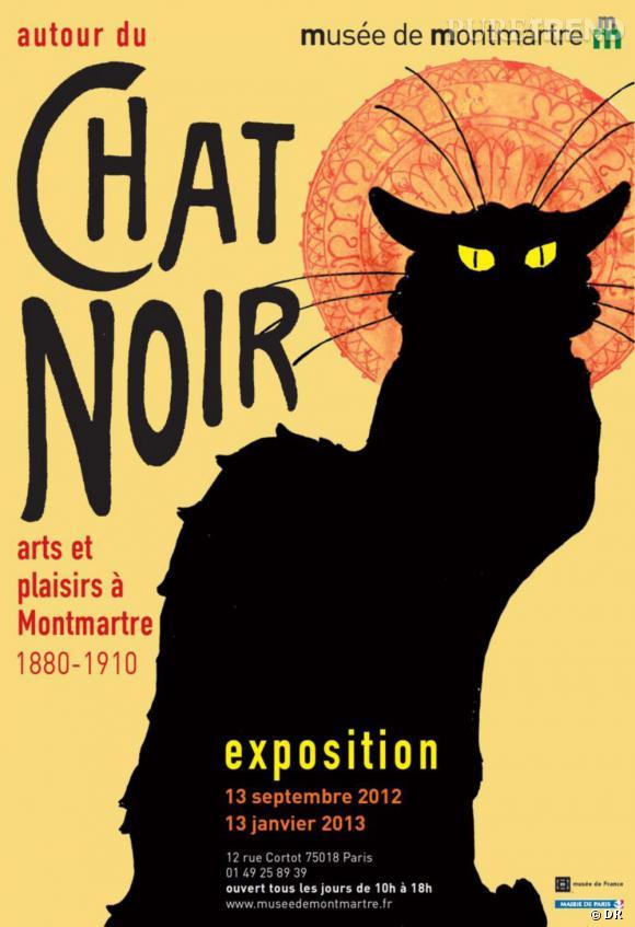 Autour du Chat Noir, Arts et Plaisirs à Montmartre - 1880-1910      Du 13 septembre 2012 au 13 janvier 2013    Musée de Montmartre