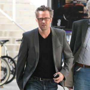Matthew Perry, un acteur qui prépare son grand come-back.