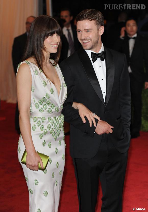 Jessica Biel et Justin Timberlake : mariés en secret ce week-end ?