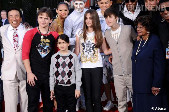 La garde des trois enfants Jackson vient d'être confiée à la mère de Michael, Katherine et leur cousin TJ.