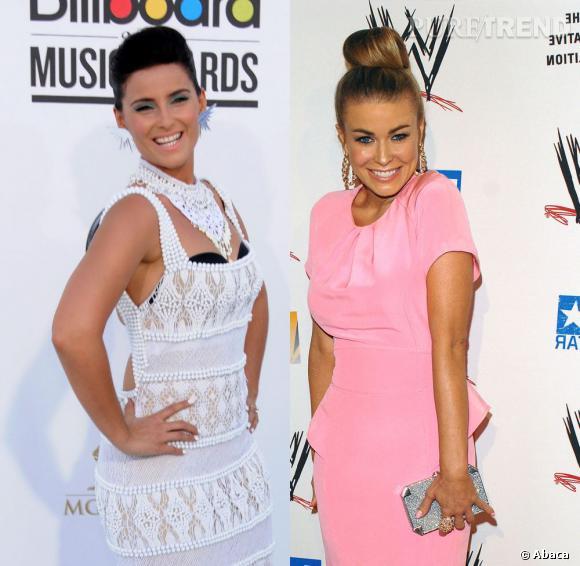 Deux nouvelles stars devraient apparaître dans la saison 5 de 90210 ! Il s'agit de la chanteuse Nelly Furtado et de la star Carmen Electra