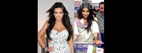 En février 2011, la marque Old Navy lance son spot de pub. En star, la chanteuse Melissa Molinaro qui ressemble beaucoup à Kim Kardashian