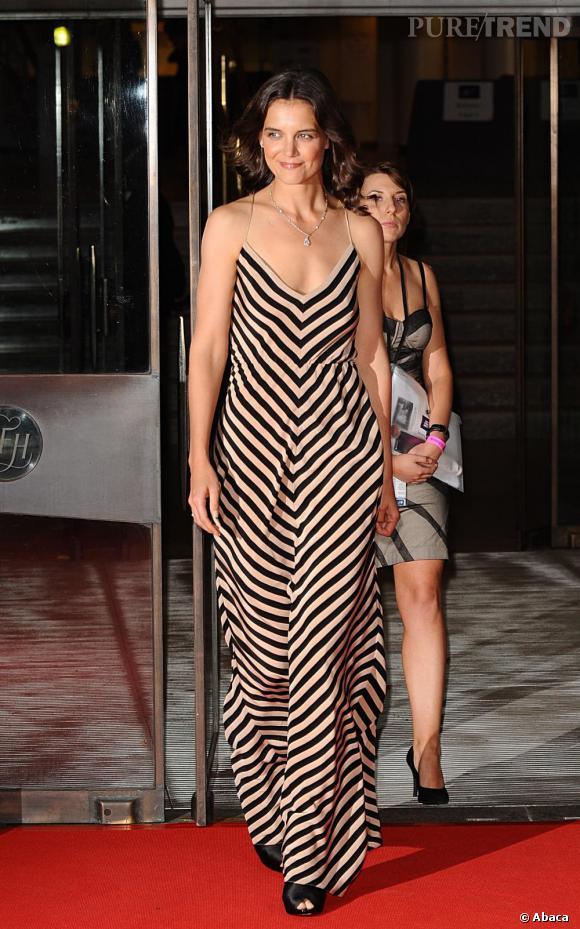 Katie Holmes n'a pas tardé à copier J.Lo !