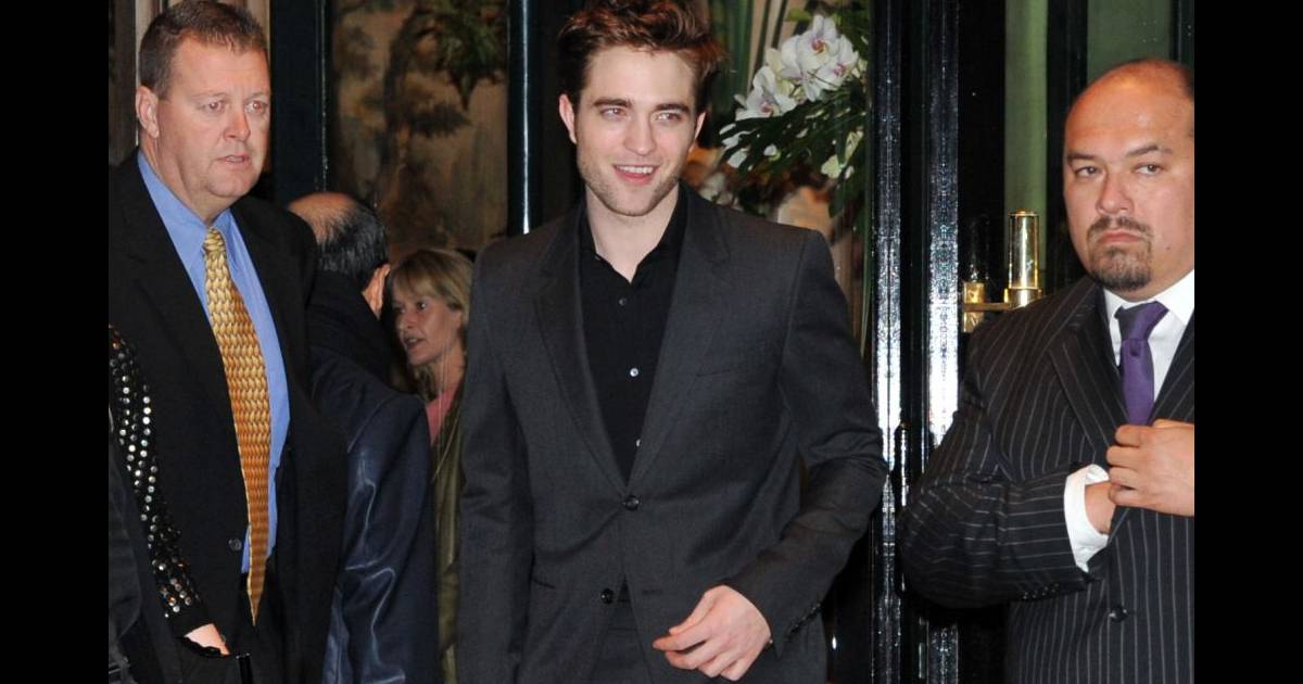 Robert pattinson s 39 est achet un appartement paris un - Nid rouge lincroyable appartement paris ...