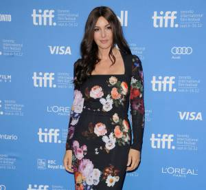 Monica Bellucci : pin-up italienne au Festival de Toronto