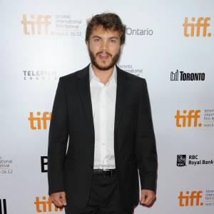 """Emile Hirsch, également à Toronto pour présenter """"Venuto Al Mondo""""... Et pour le plaisir des yeux !"""