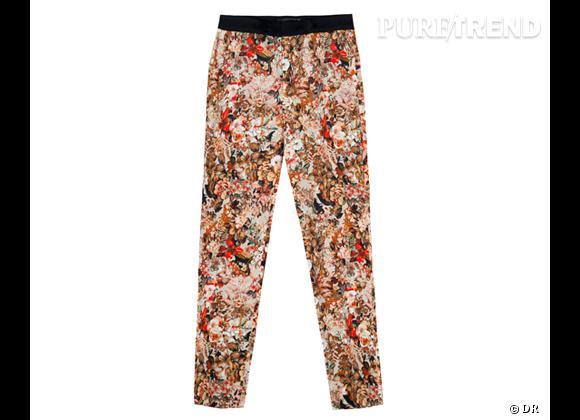 Must have de la semaine :      Pantalon Zara, 49,95 €