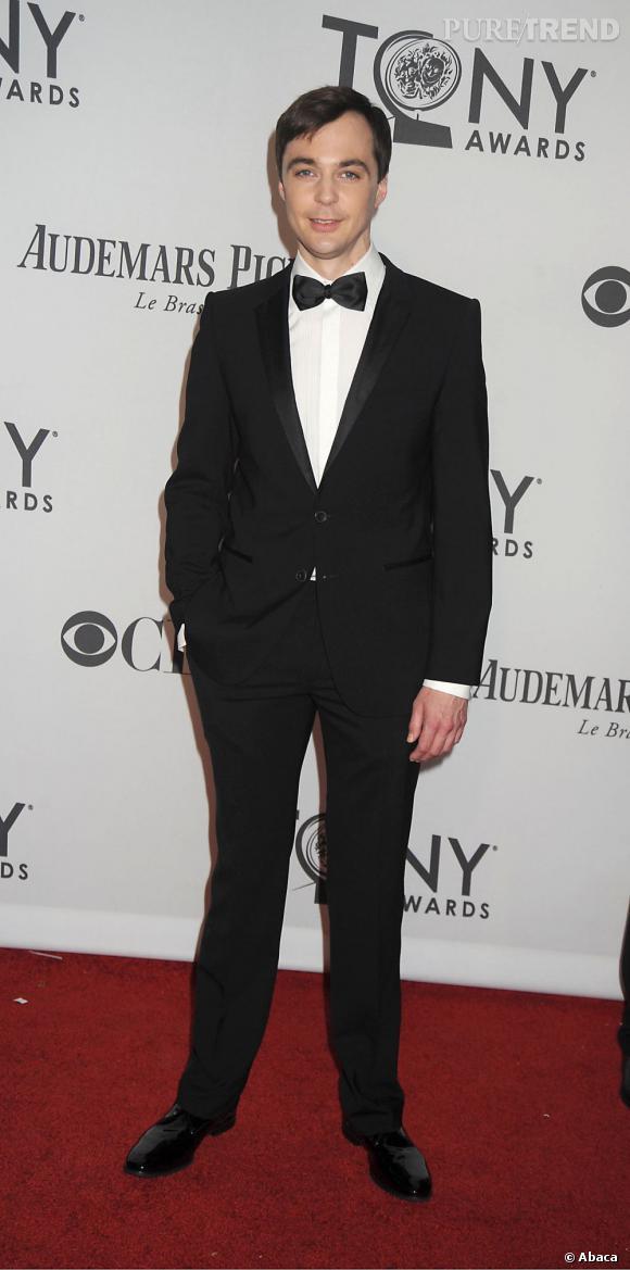 """Jim Parsons pour """"Big Bang Theory"""" sera sur scène."""