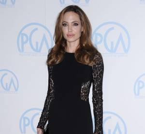 Angelina Jolie vs Christina Aguilera : la robe longue Michael Kors