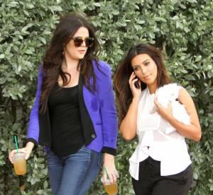 Kim Kardashian : sa soeur Khloe présentatrice de X Factor, une menace pour la notoriété de la starlette ?