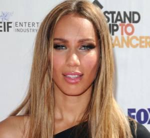 Leona Lewis a longtemps été blonde.