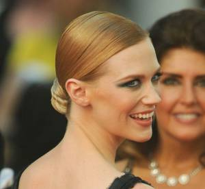 Je veux le même make-up que January Jones aux Emmy Awards