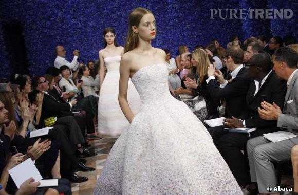 La semaine de la mode parisienne commence aujourd'hui. Jusqu'au 3 octobre.