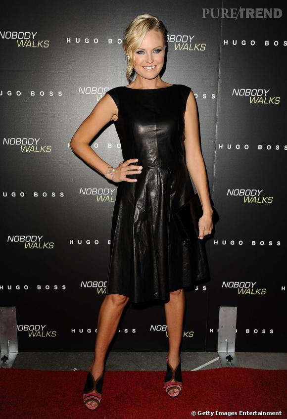 "Malin Akerman à la première de ""Nobody Walks"" à Los Angeles."