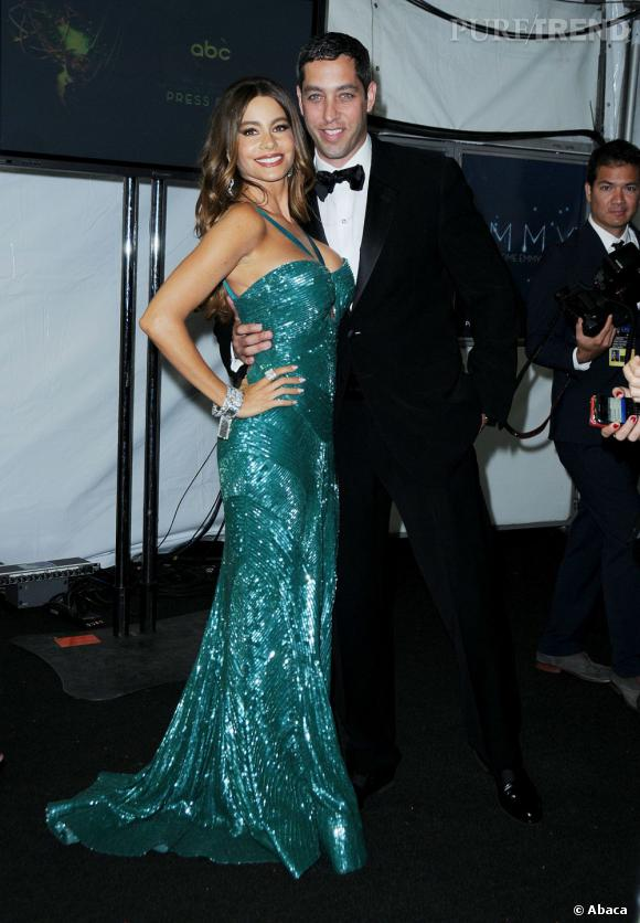 Sofia Vergara et Nick Loeb