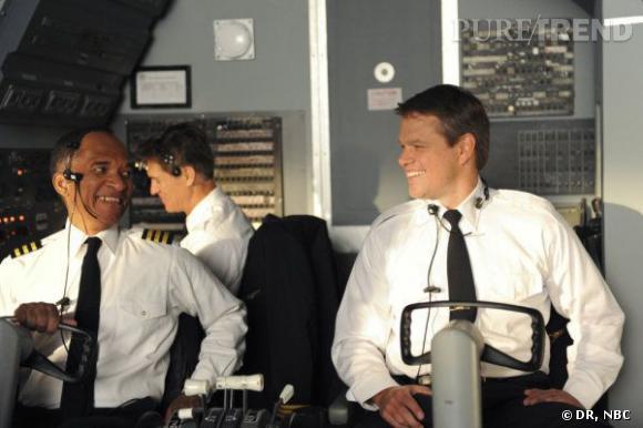 Matt Damon a joué les guest stars dans 30 Rock.