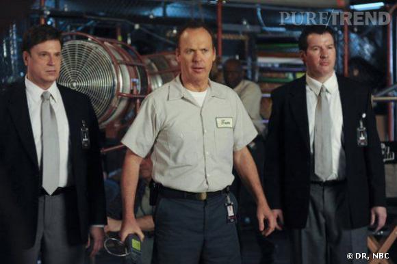 Michael Keaton a joué les guest stars dans 30 Rock.