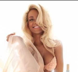 Rihanna : à demi-nue et méconnaissable pour son parfum Nude