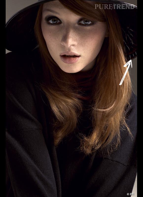Comment porter le chapeau cet hiver ?      Comme chez Le Petit Bateau on assume le chapeau de pluie avec délicatesse.      Collection Automne-Hiver 2012/2013