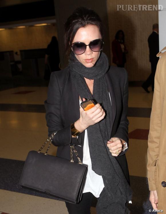 Victoria Beckham a dépensé 35.000 dollars pour un iPhone 4 de 24 carats.