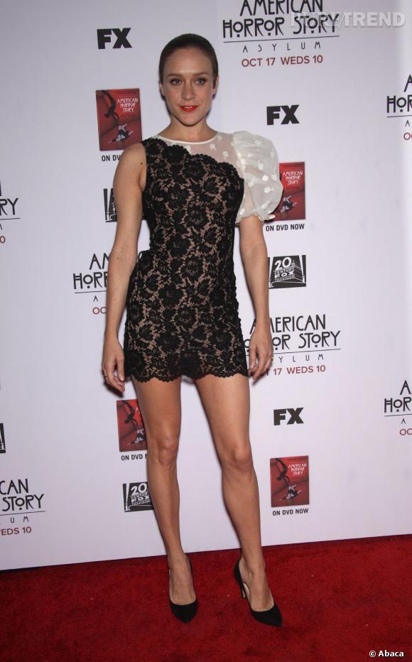 """Chloe Sevigny à la soirée de lancement de la nouvelle saison de la série """"American Horror Story"""" à Los Angeles."""