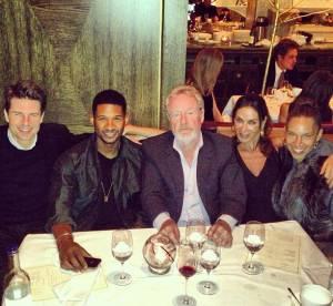 Tom Cruise : invité spécial pour l'anniversaire d'Usher