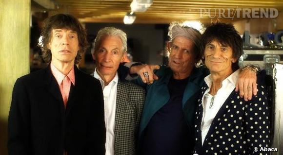 Les Rolling Stones annoncent une série de concert pour fêter leur 50 carrière.