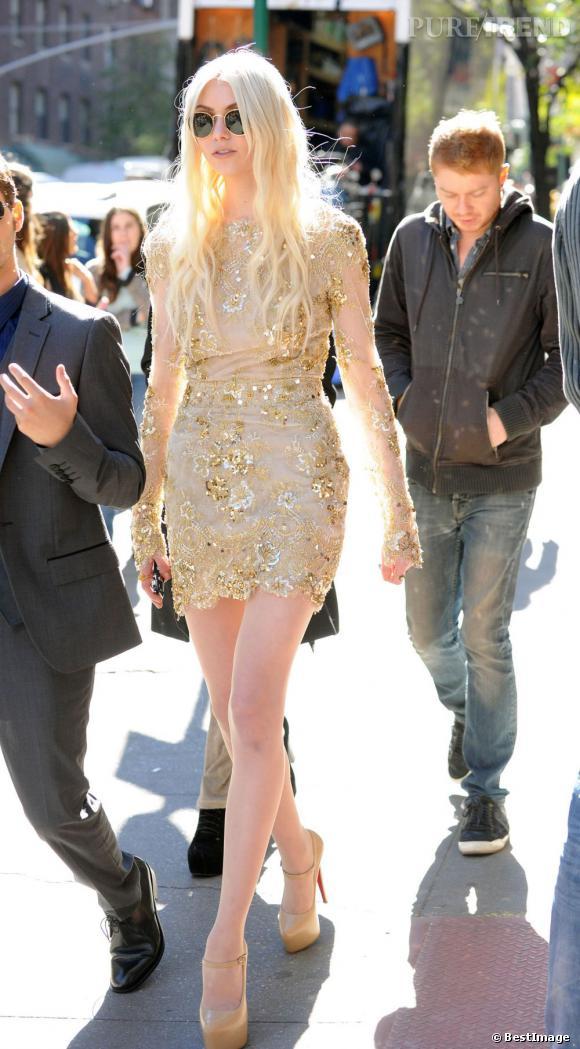 """La grande nouvelle, c'est que Taylor Momsen (alias Jenny) est de retour dans """"Gossip Girl"""" !"""