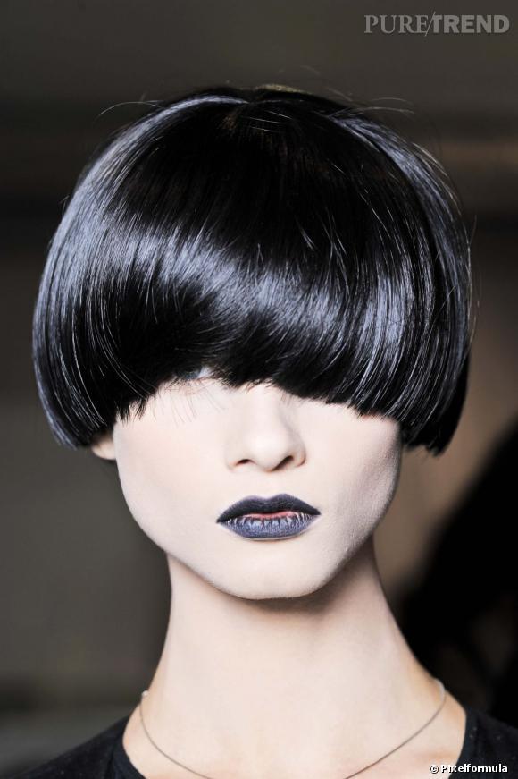 La coupe bob de Vidal Sassoon est un mythe de la coiffure.