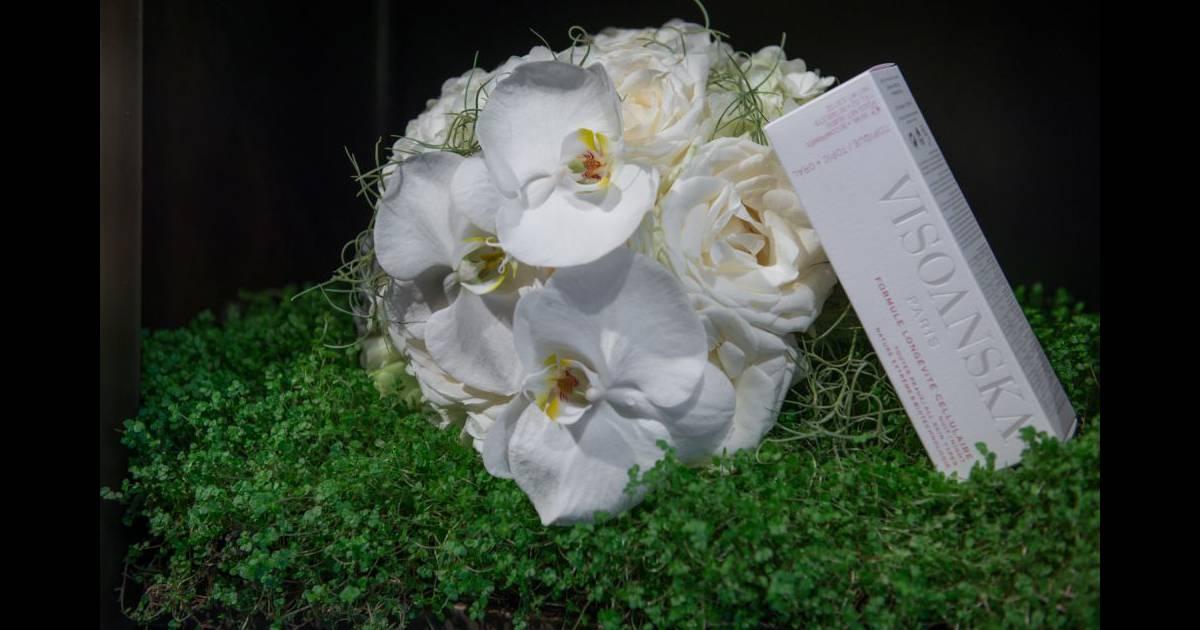 Pour l 39 occasion visoanska a cr un soin exclusif flower for Bouquet fleuri