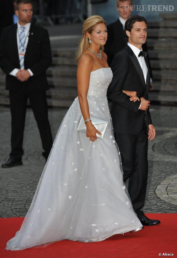 Princesse Madeleine en Angel Sanchez.