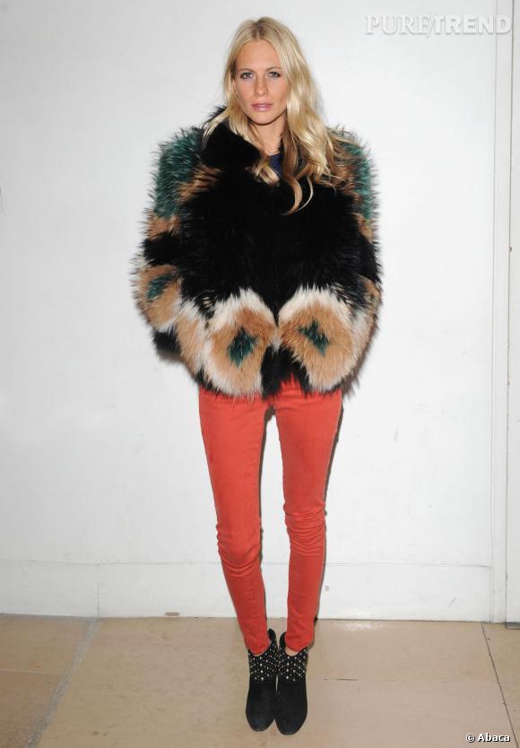 Poppy Delevingne nouvelle égérie Vero Moda 2013.