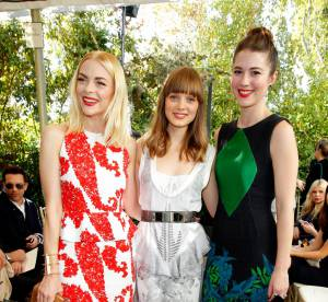 Jaime King, Bella Heathcote et Mary Elizabeth Winstead : le défilé et la soirée CFDA/Vogue Fashion Fund