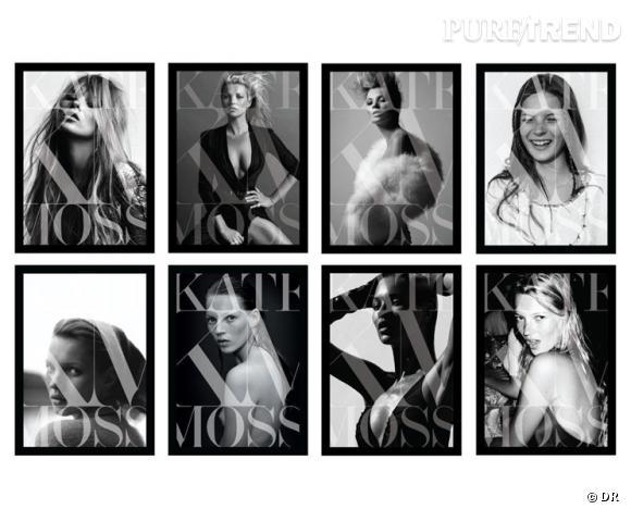 """Les livres mode de 2012 Titre : """"Kate : The Kate Moss Book"""" Auteur : écrit par Kate Moss et édité par Jess Hallett, Jefferson Hack et Fabien Baron Editeur : Editions Rizzoli  Prix : 78 € chez colette Date de sortie : 6 novembre 2012"""