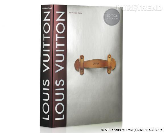 """Les livres mode de 2012      Titre : """" Louis Vuitton, la Naissance du Luxe Moderne""""       Editeur :  La Martinière       Prix :  120 €       Date de sortie :  8 novembre 2012"""