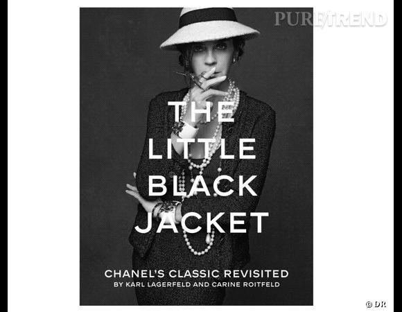 """Les livres mode de 2012      Titre :  """"The Little Black Jacket""""       Auteur :  Karl Lagerfeld et Carine Roitfeld       Editeur :  Steidl       Prix :  78 € chez colette"""