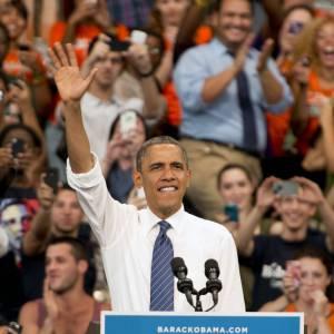 """Ses slogans : """"Yes we can"""", """"Forward"""", """"Four More Years"""". Des phrases courtes et chocs qui restent dans les mémoires."""