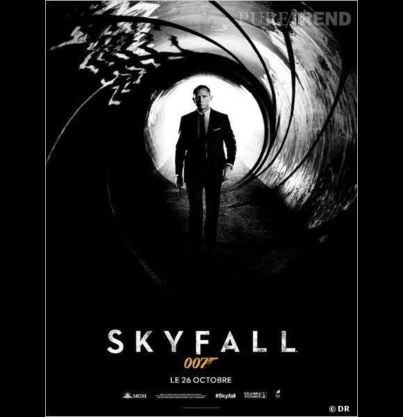 """""""Skyfall"""", sûrement le meilleur James Bond de Daniel Craig."""