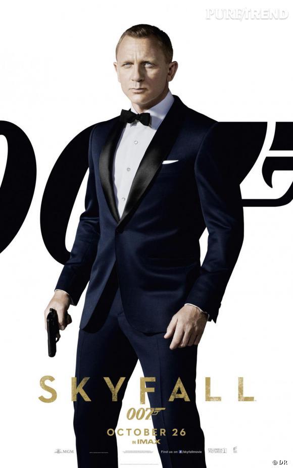On ne se lasse pas de retrouver l'élégant James Bond à l'humour si british.