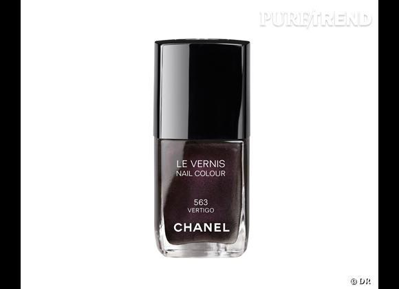 Vernis Vertigo de Chanel , 21,90 €.