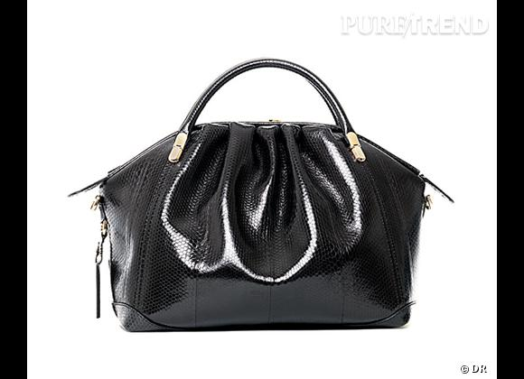 Le sac  La Rue  signé Nina Ricci version noir