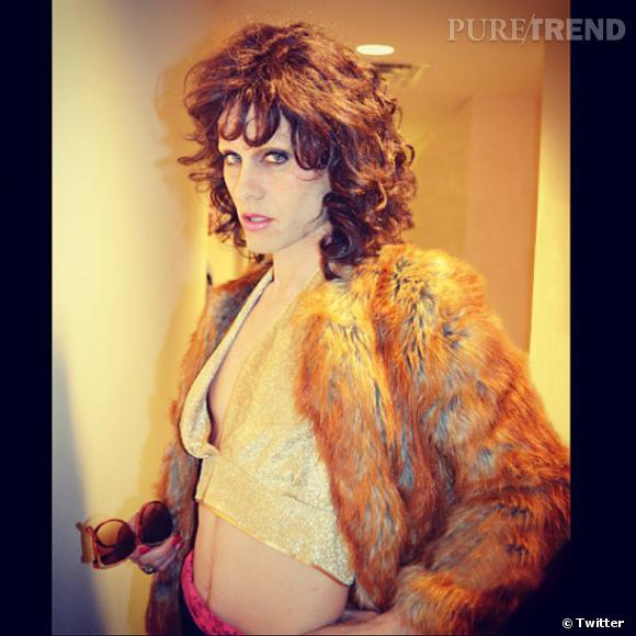 """Jared Leto révèle sa transformation en femme pour le film """"The Dallas Buyers Club"""". Impressionnant !"""
