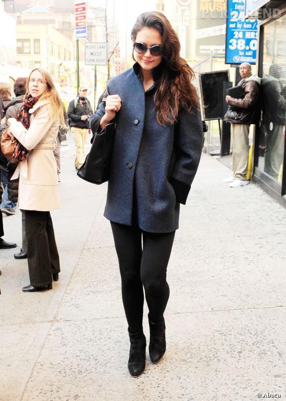 Cette année, Katie Holmes passera Thanksgiving sans sa fille... mais avec ses parents !
