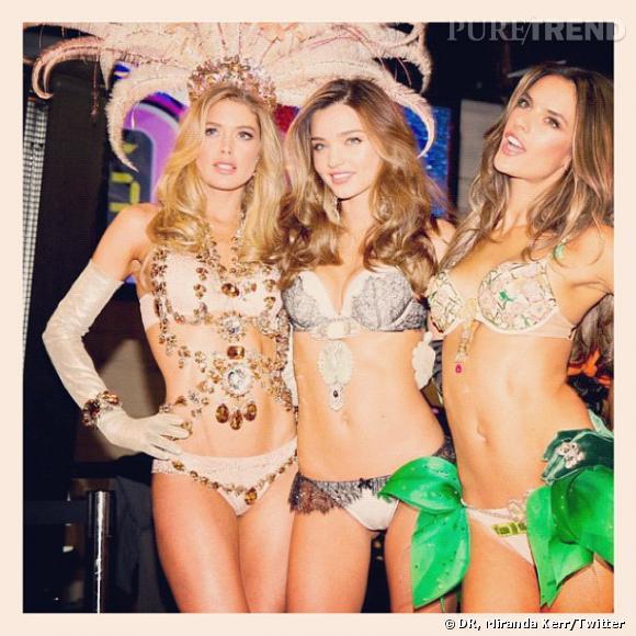 Trio d'anges.