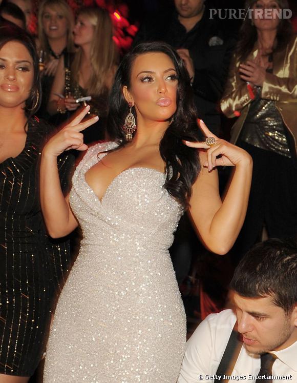 Combien coûte une soirée avec Kim Kardashian ?