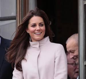Kate Middleton : une coupe dans le vent a Cambridge