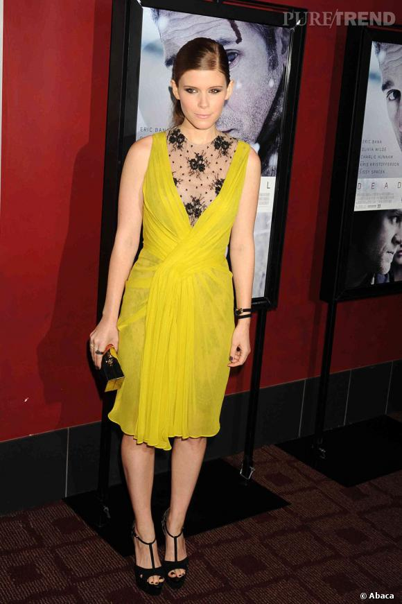 Kate Mara, une nouvelle it-girl.