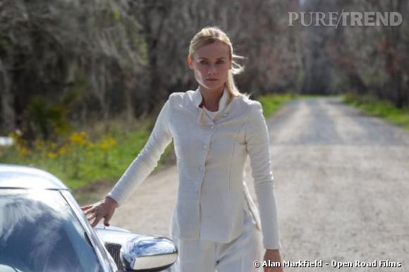 """Dans """"Les Âmes Vagabondes"""", Diane Kruger joue la dangereuse Traqueuse."""