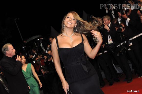 Mariah Carey est une vraie diva du coup elle ne fait l'amour que sur ses propres chansons.